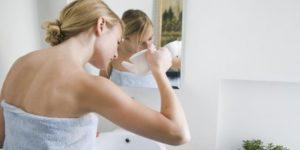 Промывание носа солью при беременности