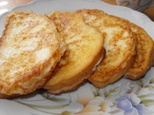 Гренки На Сковороде С Яйцом И Молоком