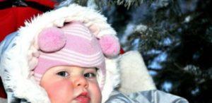 Почему холодный нос у ребенка