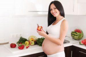 Можно ли есть острое во время беременности