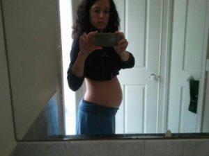 20 Недель беременности фото живота ожидающих мальчиков