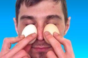 Можно ли греть нос яйцом при насморке при беременности