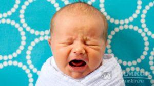 Ребенок 4 месяца плачет постоянно