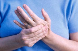 Во время беременности немеют руки