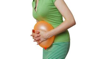 Болит правый бок при беременности 16 недель