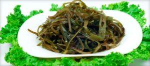 Можно ли морскую капусту кормящей маме в первый месяц
