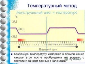 Какая Температура В Прямой Кишке При Беременности
