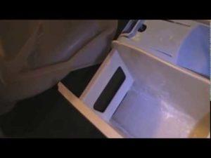 Течет лоток для порошка в стиральной машине lg