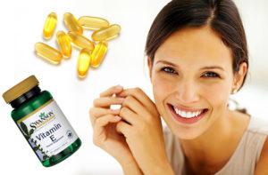 Можно ли пить витамин е при месячных