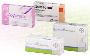 Дюфастон с 5 по 25 день цикла при эндометриозе