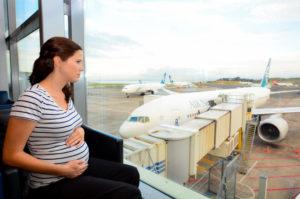 Можно ли летать на самолете на 5 месяце беременности