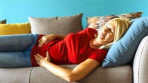 Может ли болеть желудок при климаксе