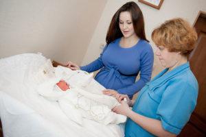 Через сколько после родов выписывают из роддома