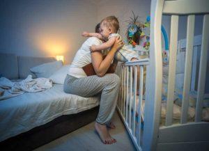 Почему Ребенок 11 Месяцев Плохо Спит Ночью