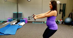 Сколько можно поднимать беременной килограмм