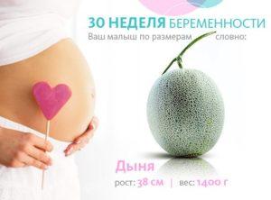 Беременность 30 31 неделя форум