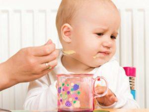 Ребенок 7 5 месяцев не ест прикорм