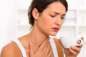 Можно ли полоскать горло солью при беременности