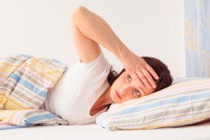 При беременности ночью потею сильно