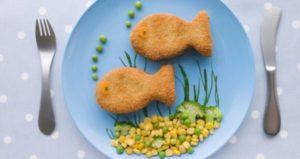 Как Приготовить Рыбу Для Ребенка 1 Год