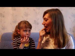 Видео Как Научить Ребенка Говорить Букву К