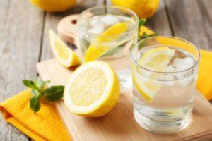 Можно ли пить беременным воду с лимоном