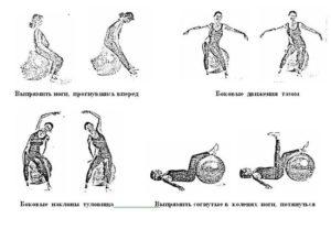 Упражнения Для Беременных На Фитболе 1 Триместр