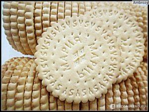 Можно ли при грудном вскармливании печенье мария