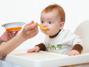 Первый прикорм кабачок ребенок не ест
