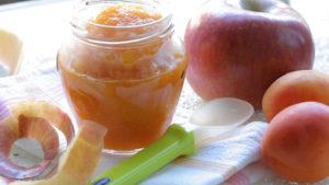 Первый прикорм как готовить яблоко