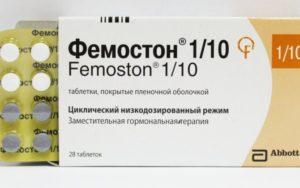 Можно ли забеременеть при приеме фемостон 2 10