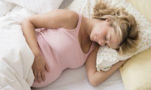 Видеть и чувствовать во сне себя беременной