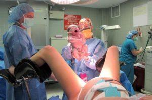 40 Неделя беременности как ускорить процесс родов