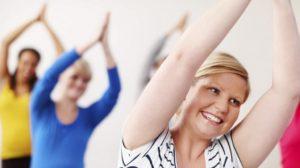 Можно ли при беременности поднимать руки вверх