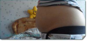 17 Недель Беременности Фото Живота Ожидающих Девочек