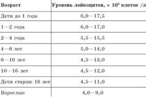 Лейкоциты В Крови Повышены У Новорожденного Причины