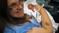 Ребенок родился на 27 неделе