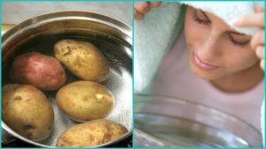 Можно ли дышать над картошкой беременным при кашле