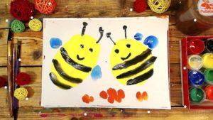 Что Рисовать С Ребенком 3 Лет Красками