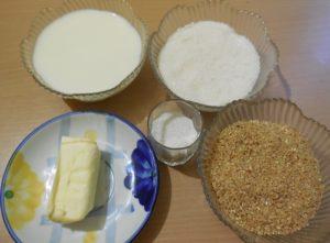 Как Сварить Ребенку Пшеничную Кашу На Молоке
