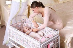 Кроватка Или Люлька Для Новорожденных Что Лучше