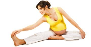 Можно ли делать растяжку во время беременности