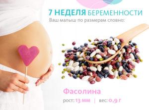 Питание 6 7 неделе беременности