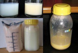 Жидкое молоко ребенок не наедается