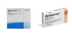 Прогинова клостилбегит и дюфастон при планировании беременности отзывы