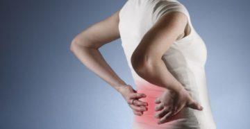 Боли в спине в области лопаток при беременности