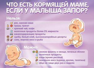 Запор у новорожденного при грудном вскармливании что делать комаровский