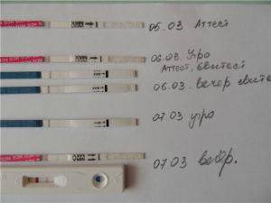 Вместо месячных коричневая мазня признак беременности форум