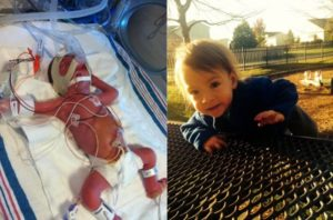 Рождение ребенка на 27 неделе беременности фото