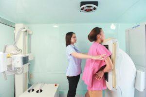 Почему нельзя во время беременности делать флюорографию